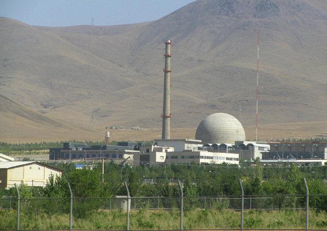 伊朗重水反应堆