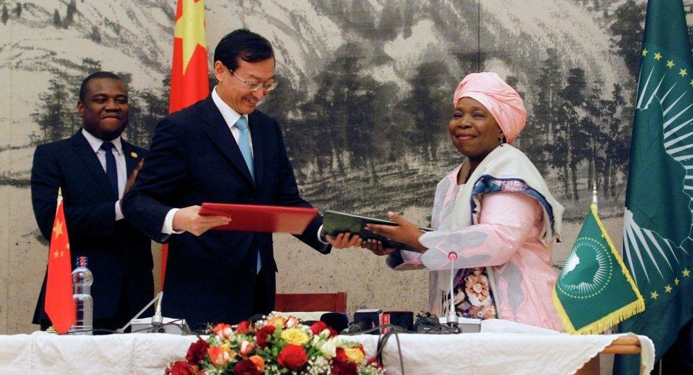 """专家:中国""""一带一路""""倡议将促进非洲国家发展"""