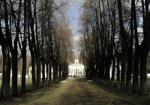 莫斯科郊外庄园