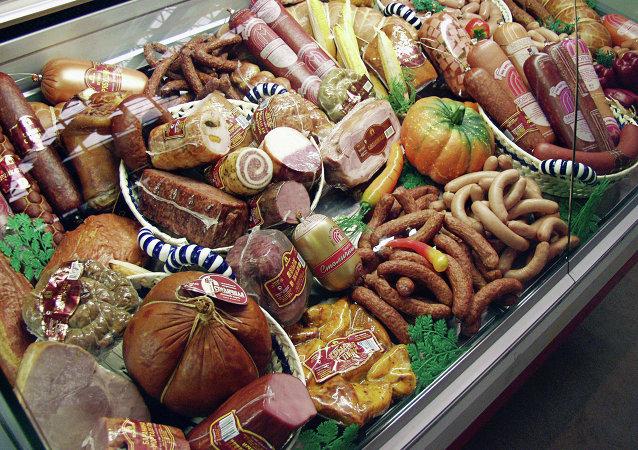 俄罗斯食品亮相第六届广州国际进口食品博览会