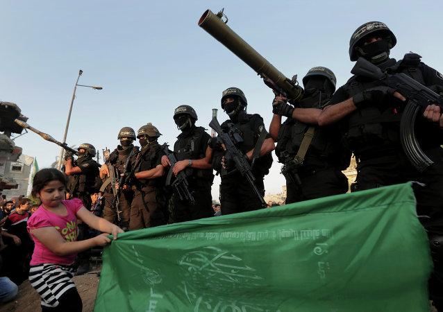 哈马斯禁止加沙地区公开庆祝新年