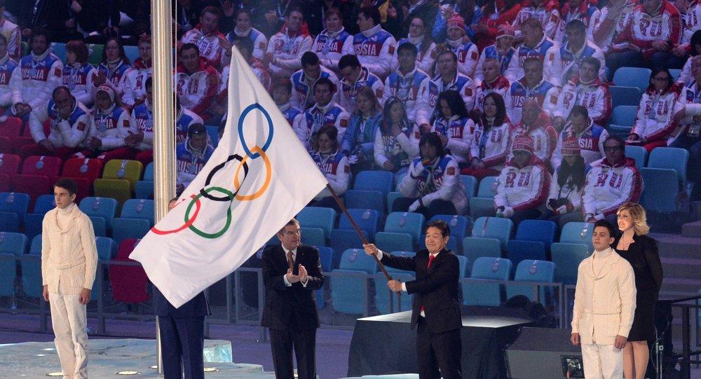 俄参议员:俄运动员不应在奥林匹克旗帜下参加冬奥会