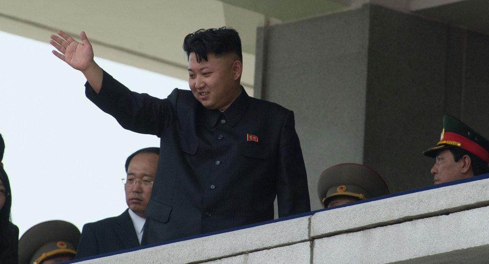 媒体:朝鲜已研制并试射了新型舰对舰导弹