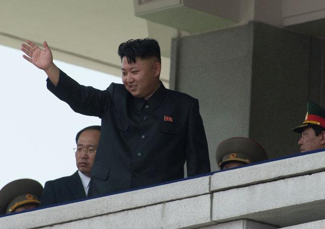朝鲜领导人被推举为国务委员会委员长