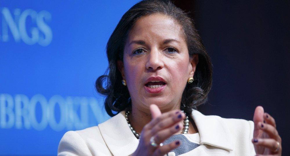 美国总统国家安全事务助理苏珊 ·赖斯