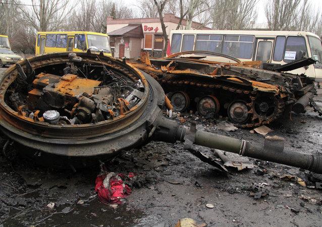 德国情报部门估计在乌克兰的冲突中或有5万人丧生