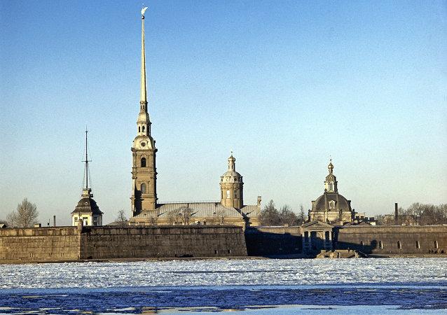 在圣彼得堡进行中国总领馆杯围棋比赛