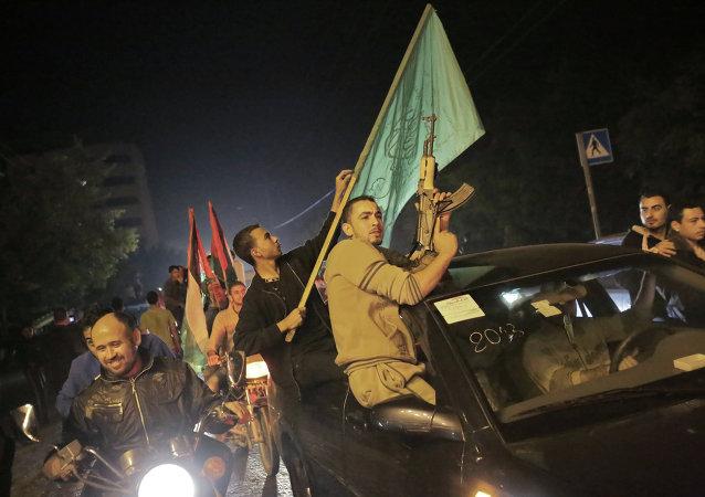 中东调停四方:必须尽快恢复巴以直接谈判