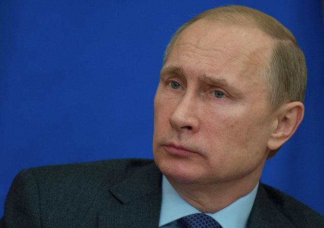 俄外交官:普京的高支持率显示民众对其政策方针的支持
