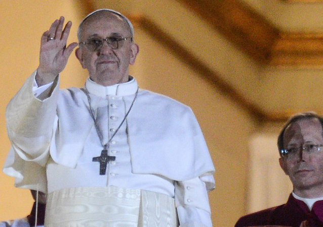 罗马教皇弗朗西斯科