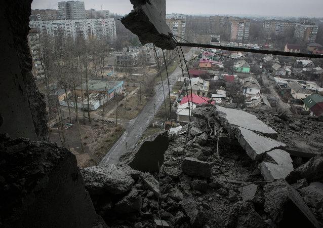 俄调查委员会在顿巴斯地区遭炮击并有儿童被杀后进行刑事立案