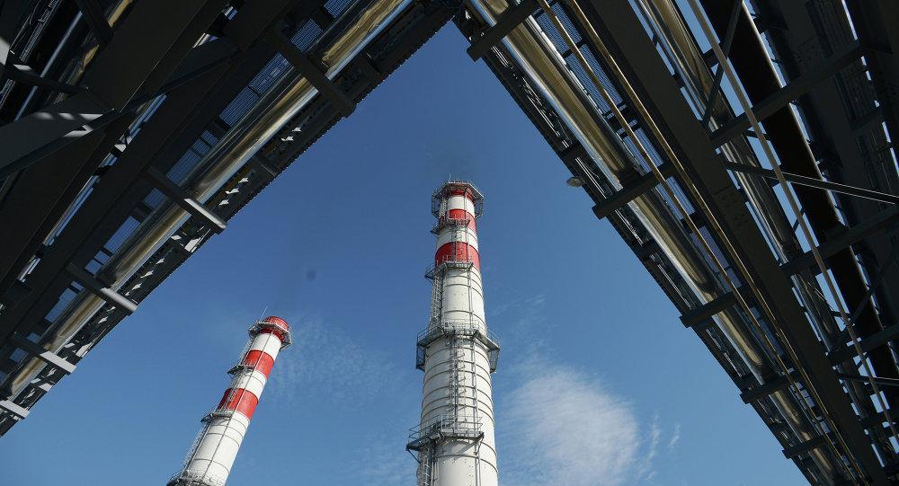 韩企业家有意经朝鲜中转引进俄电力