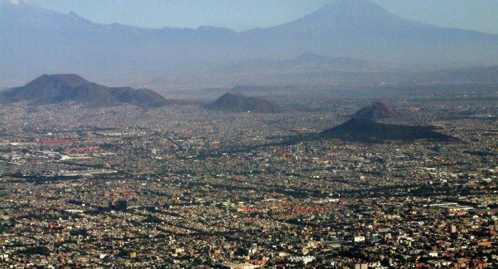 墨西哥外交部:墨西哥可能就特朗普有意在边境建造隔离墙通告联合国