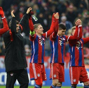 德甲巨人「拜仁慕尼黑」足球俱樂部在上海開設了自己的代表處