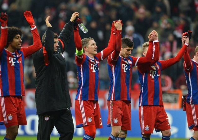 """德甲巨人""""拜仁慕尼黑""""足球俱乐部在上海开设了自己的代表处"""