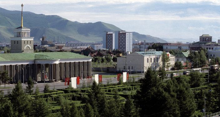 俄国防部:俄蒙军方在乌兰巴托将讨论联合演习关键问题