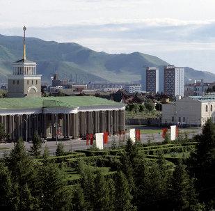 中国驻蒙大使:中方高度重视与蒙古国加强海关及口岸建设合作