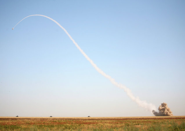 """媒体:俄国防部在东西伯利亚部署最新""""山毛榉-M3""""防空导弹系统"""