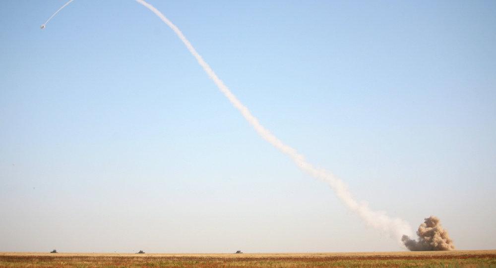 俄国防部:2019年俄计划在卡普斯京亚尔靶场测试约200个导弹武器