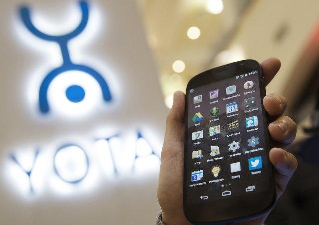 俄Yota Devices公司与中国奥翼电子科技有限公司签署生产新型智能手机协议