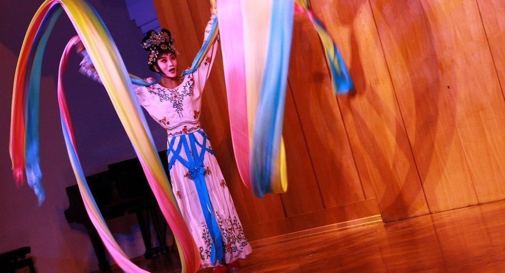 中国京剧《白蛇传》将首次在马林斯基剧院滨海边疆区分舞台上演