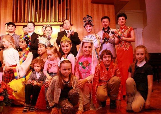俄罗斯人将收到来自中国的新年礼物