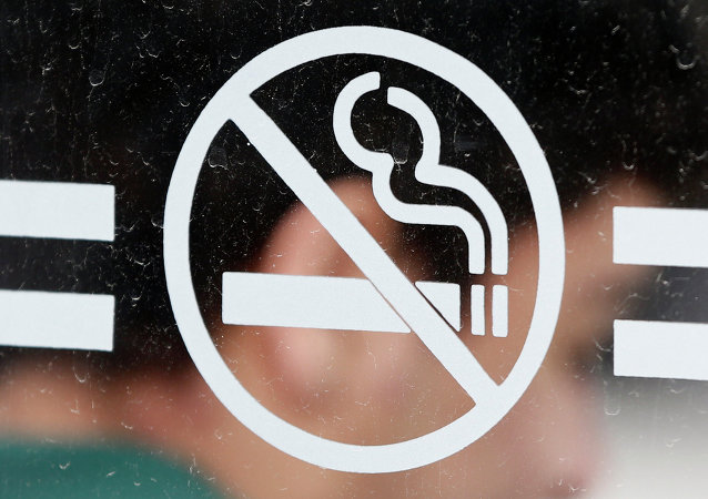 北京正加强对在公共场合吸烟的惩罚力度
