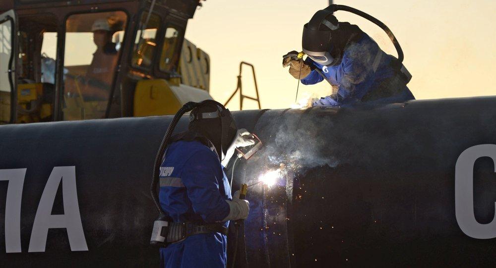 俄能源部长:俄副总理将在北京讨论西线对华供气