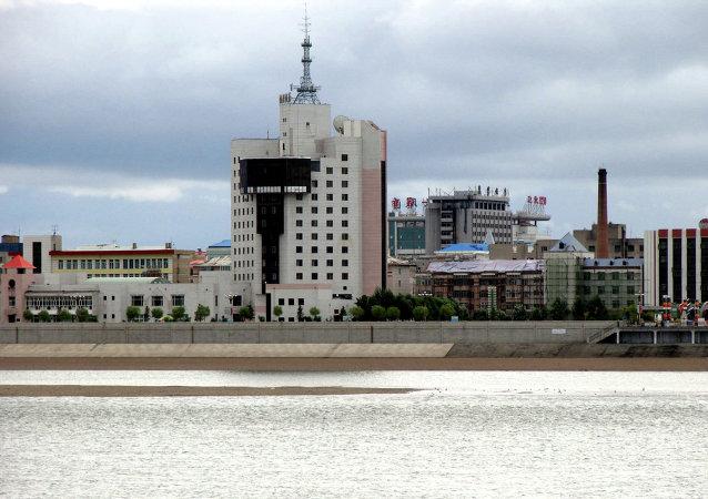 中国黑河开通中俄文旅游服务热线