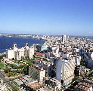 俄联邦委员会声明草案:对古巴的经济封锁违反国际法