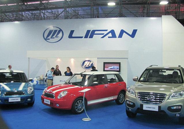 2017年俄汽车市场中国品牌销量同比增长4%