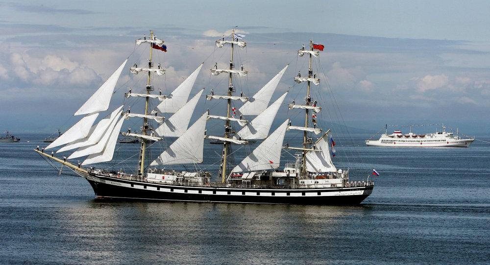 「帕拉斯」號帆船