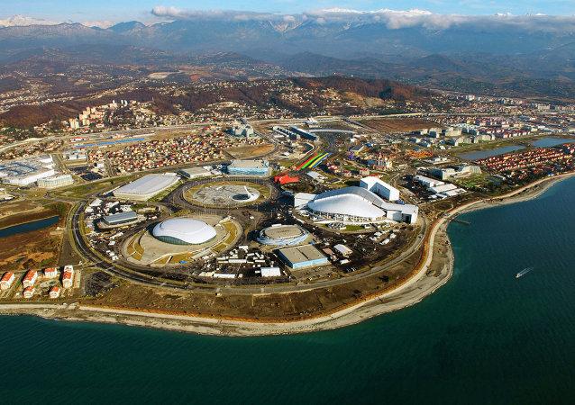 普京:索契奥林匹克运动会后群众体育开始快速发展