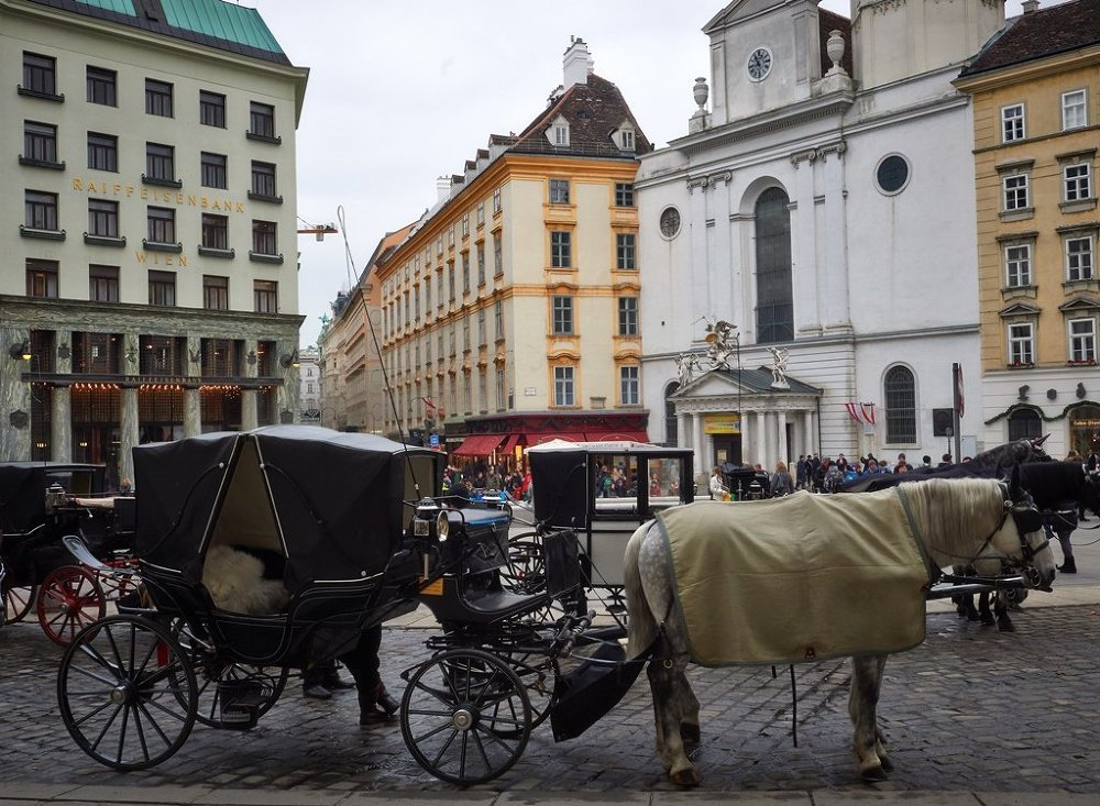 奥地利– 维也纳