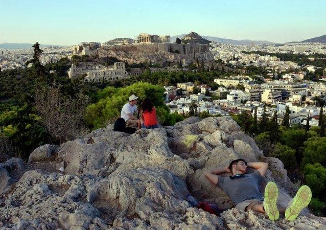 希腊 – 雅典