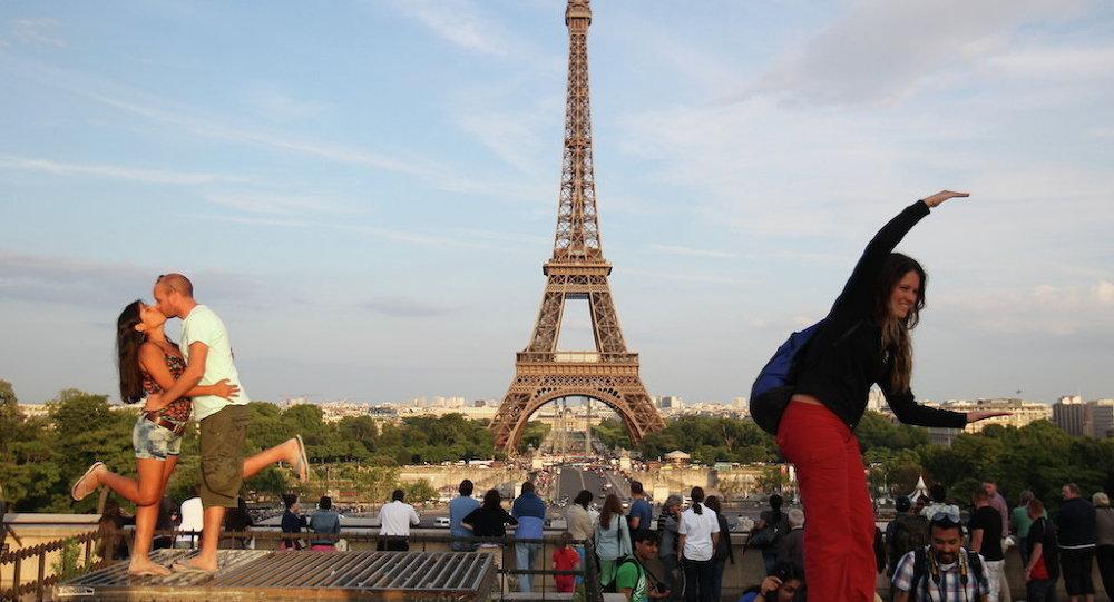 法国首都 - 巴黎/资料图片/