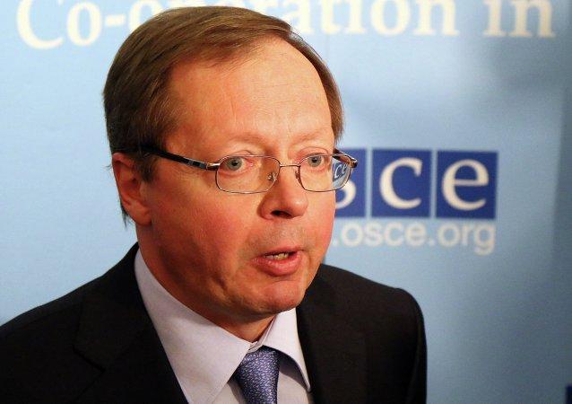 俄罗斯常驻欧安组织代表安德烈•科林