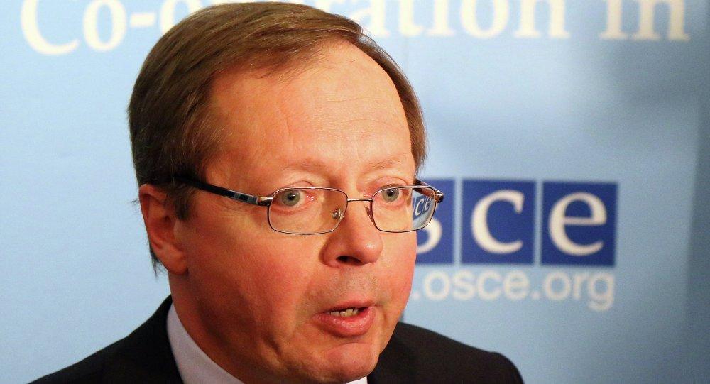 俄驻欧安组织代表:对明斯克协议的双重解读或使顿巴斯地区危机加剧