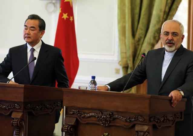 中国外交部:伊朗外长将于9月15日对中国进行正式访问