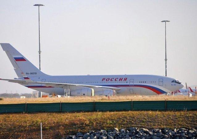 克里姆林宫:瑞士空军已非首次随行俄罗斯飞机
