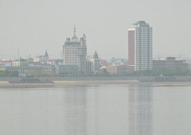 俄布拉戈维申斯克与中国黑河之间的索道将于2016年开建