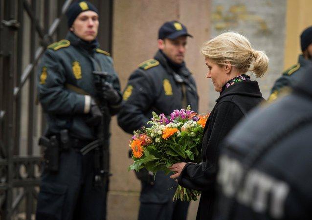 丹麦首相赫勒•托宁-施密特