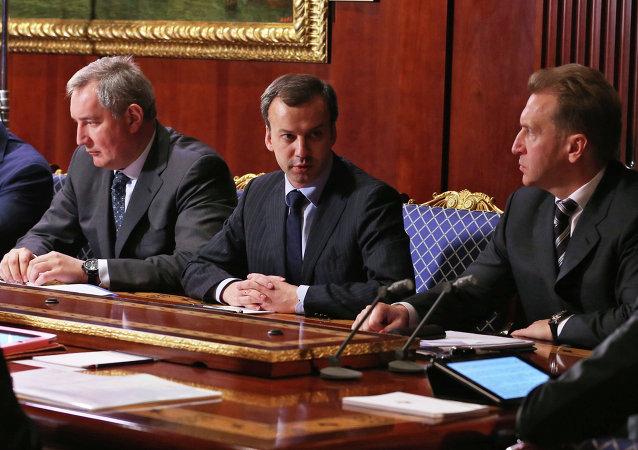 俄罗斯副总理舒瓦洛夫、罗戈津及德瓦尔科维奇将在3月至4月出访中国