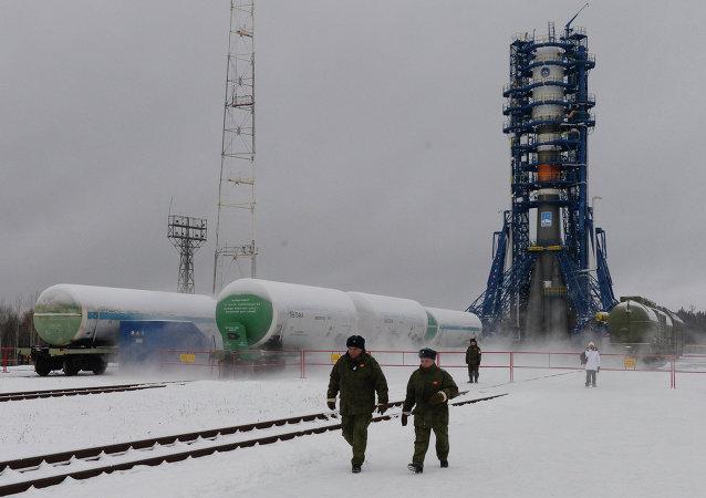 普列谢茨克航天发射