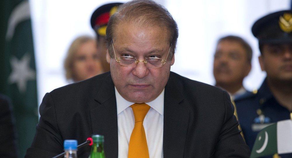 巴基斯坦总理谢里夫
