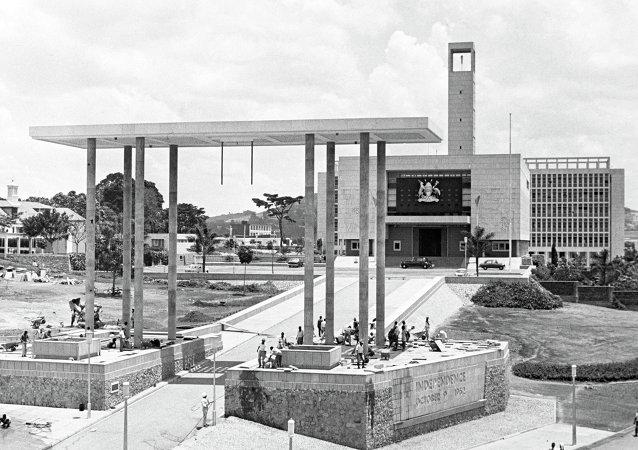 乌干达首都坎帕拉