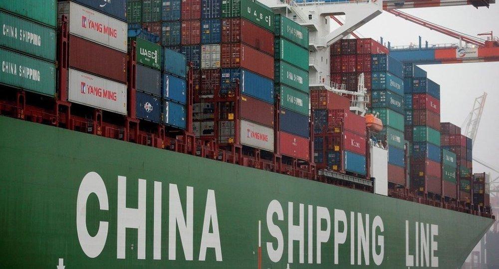 Image result for 2017年中国货物贸易进出口