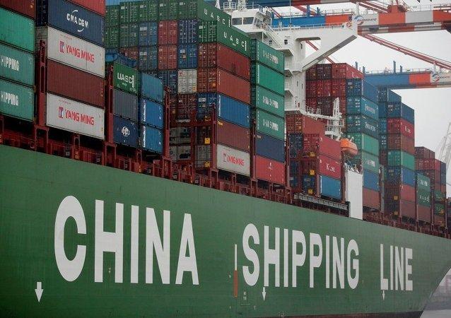中国海关总署:第一季度中国贸易进出口总值同比增长21.8%