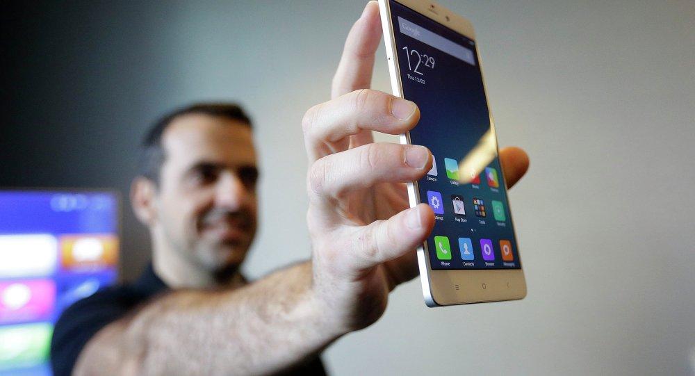 俄罗斯市场上的强势中国智能手机降价