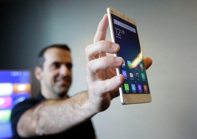 中国小米智能手机
